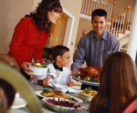 blog holiday survival family1 Holiday Eating Survival Guide
