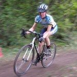 Cycling Coach Elaine Bothe rides cyclcross - Get Faster - Wenzel Coaching