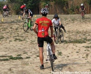oach-andrew-coe-teaching-cyclocross-clinic-Wenzel-Coaching-get-faster