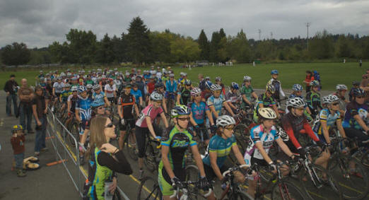 What is a cyclocross race and how competitive are they?