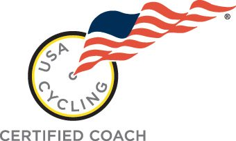 USA Cycling Coach Logo