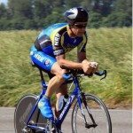 Cycling Coach Steve Long time trialing - Get Faster - Wenzel Coaching