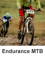 Endurance Mountain Bike