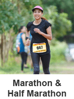 Marathon and Half Marathon Training