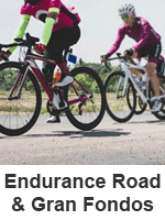 Gran Fondo and Recreational Riders