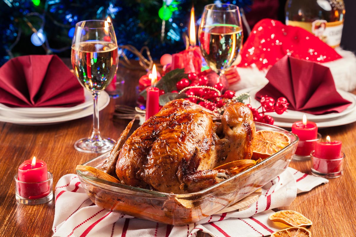 Holiday Eating for Athletes [A Survival Guide]